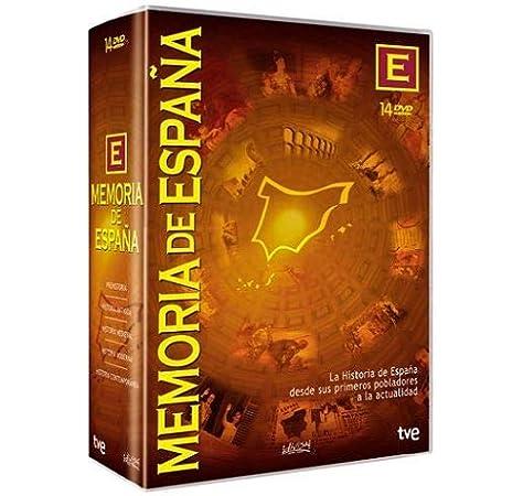 Memoria de España (Digibook) (14 DVD): Amazon.es: ADOLFO DUFOUR ANDÍA y LUI: Cine y Series TV