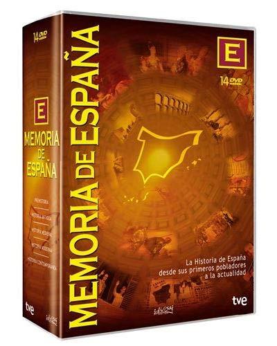 Memoria de España (Digibook) (14 DVD): Amazon.es: ADOLFO DUFOUR ...