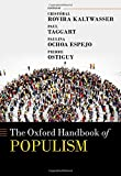 img - for The Oxford Handbook of Populism (Oxford Handbooks) book / textbook / text book