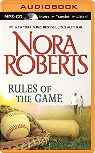 Rules Of The Game Nora Roberts Kate Rudd 0889290307453 Amazon