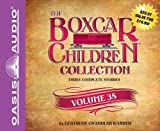 The Boxcar Children Collection Volume 38: The Ghost in the First Row, The Box that Watch Found, A Horse Named Dragon (Boxcar Children Collections) by Gertrude Chandler Warner (2014-03-25)