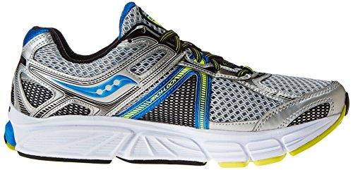 Saucony Saucony Echelon 4 - Zapatillas de running Hombre Plata / Azul