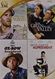 Grapes of Wrath, The / How Green was My Valley / The Ox Bow Incident / Gentleman's Agreement Quad Feature