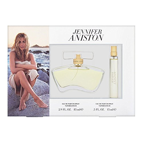Jennifer Aniston by Jennifer Aniston Gift Set Women's Perfume - 2pc, Product 1: Spray, 2.9 ounces Product 2: Spray, 0.5 ounces 05 Eau De Parfum Spray