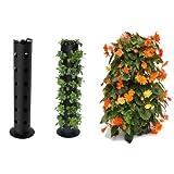 Flower Tower Freestanding Planter, 3-Feet