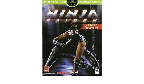 Ninja Gaiden Primas Official Strategy Guide by Eric Mylonas ...