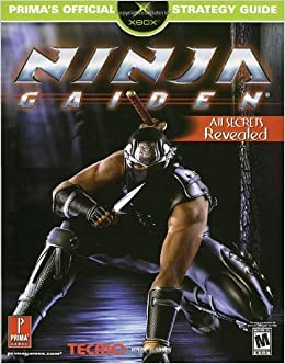 Ninja Gaiden Primas Official Strategy Guide by Eric Mylonas ...