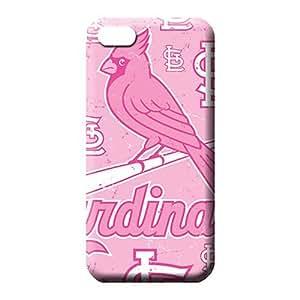 diy zhengiphone 5c normal Ultra Snap New Arrival Wonderful phone back shells st. louis cardinals mlb baseball