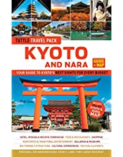Kyoto and Nara Tuttle Travel Pack Guide + Map: Your Guide to Kyoto's Best Sights for Every Budget