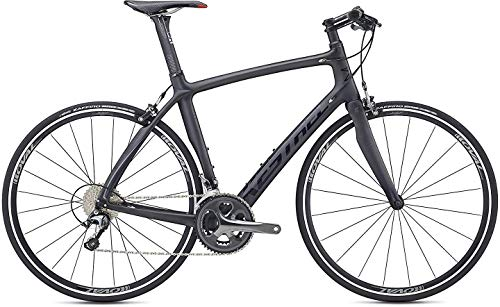 Kestrel RT-1000 Flat Bar Shimano Tiagra Fitness Road Bike, Medium/53 cm, Satin Carbon/Gloss Black For Sale