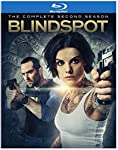 Cover Image for 'Blindspot: The Complete Second Season'