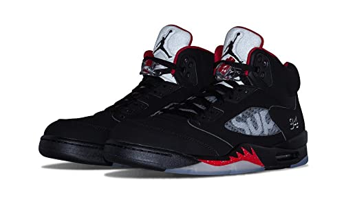 0abe8759cec Air Jordan 5 Retro Supreme Black/white-varsity Red 824371-001 (11):  Amazon.ca: Shoes & Handbags