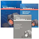 Saxon Algebra 1, , 0547625871