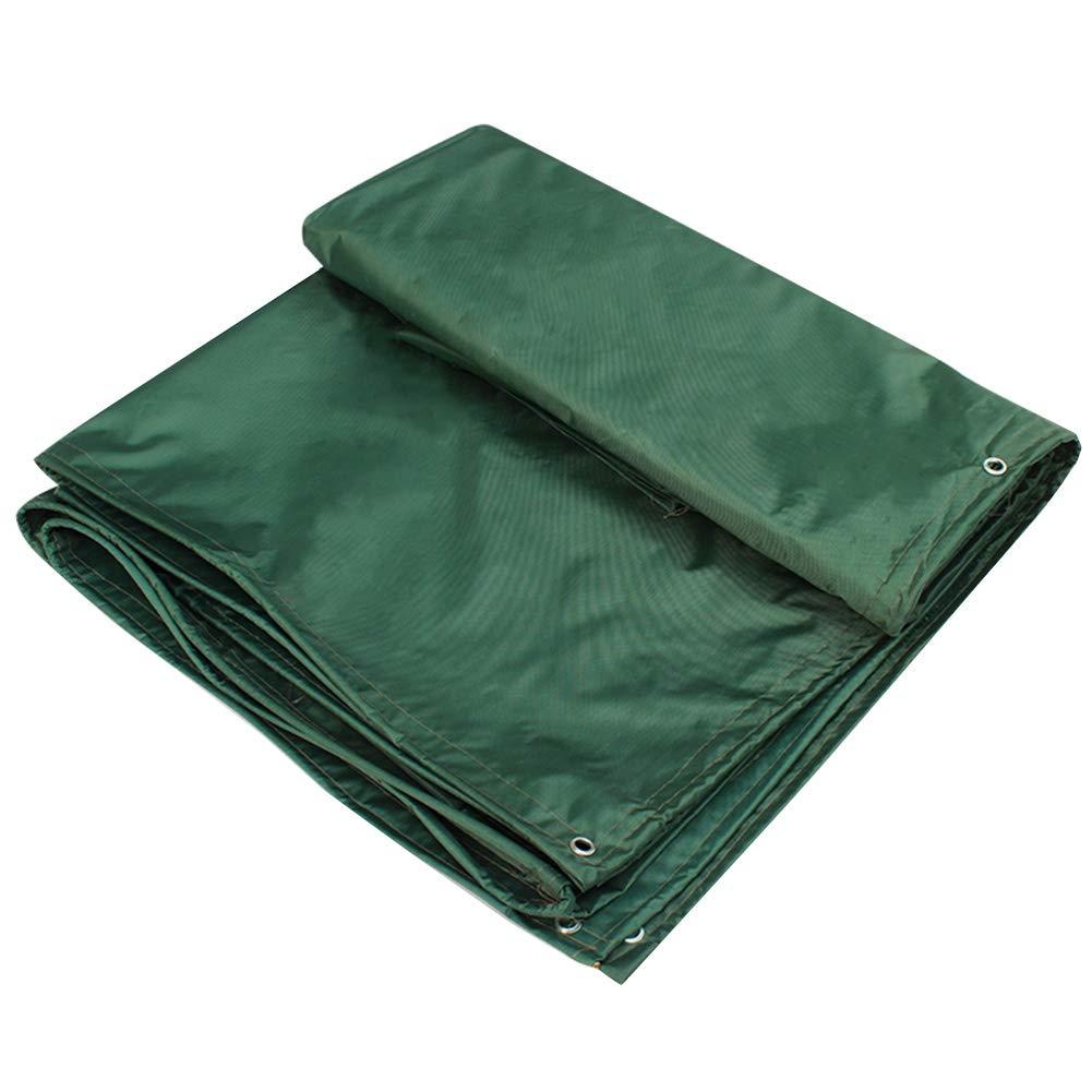 防水シート シェード 日焼け止め 耐寒性 屋外 プラス 厚い 車 タープ、 緑 (サイズ さいず : 4 * 5cm) 4*5cm  B07HL9Y331