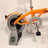 Exercise Bike, The UpCycle Eco-Charger Folding Bike Generates Electricity While You Work Out