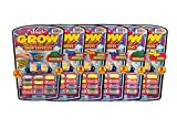 #5: Magic Grow Capsules Party Favor Bundle Pack - 6 Pack - ALL Different!