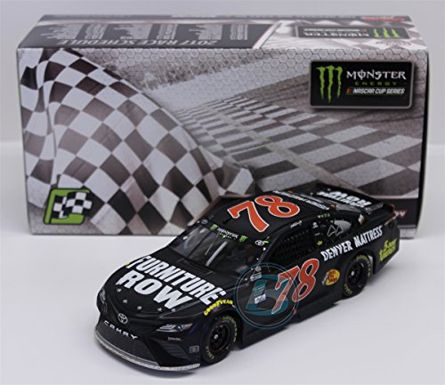 Martin Truex Jr 2017 Furniture Row Watkins Glen Winner 1 24