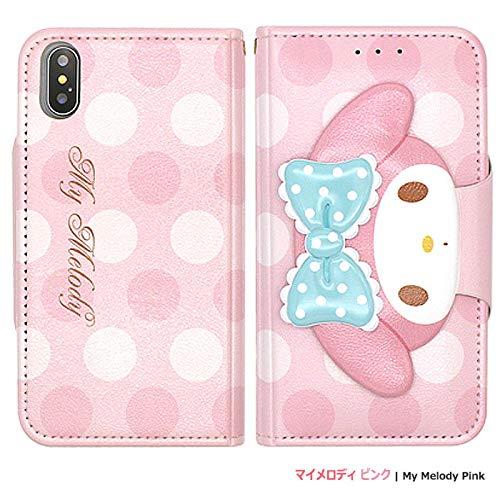 ロマンス不機嫌そうな保育園[Hello Kitty Sanrio Face Diary 手帳型 ダイアリ サンリオ ハローキティ キティ ケース] スマホケース iPhoneX iPhoneXs iPhone10 iPhone8 iPhone7 プラス plus iPhone 7 8 Plus X Xs 10 iphone7plus iphone8plus アイフォンX アイフォン8プラス アイフォン8 アイフォン 7 8 Plus X ハローキティ マイメロディ シナモロール ポムポムプリン ケース カバー 手帳型ケース (【iphone X/XS】, 【マイメロ_ピンク】) [並行輸入品]