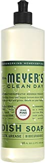 product image for Mrs. Meyer's Clean Day Liquid Dish Soap 6 Pack - Iowa Pine Scent - 16 oz Each