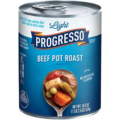 Light Progresso - Progresso Low Fat Light Beef Pot Roast Soup, 18.5 Ounce