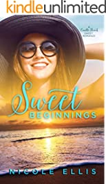 Sweet Beginnings: A Candle Beach Sweet Romance (Book 1)