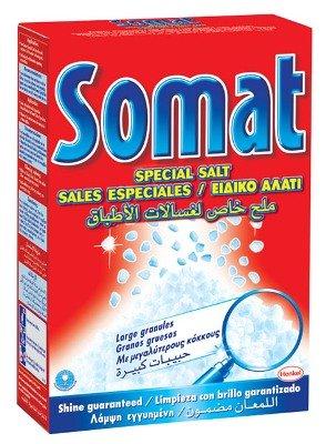 SOMAT DISHWASHER SALT (LOT OF 20) by Somat