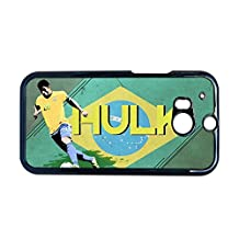 Phone Shell Shockproof Pc For Htc One M8 Girl Print Brazil
