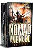 Terry Henry Walton Chronicles Boxed Set Two: Nomad Avenged, Nomad Mortis, Nomad's Force, Nomad's Galaxy, Nomad's Journal (A Terry Henry Walton Chronicles Boxed Set Book 2)
