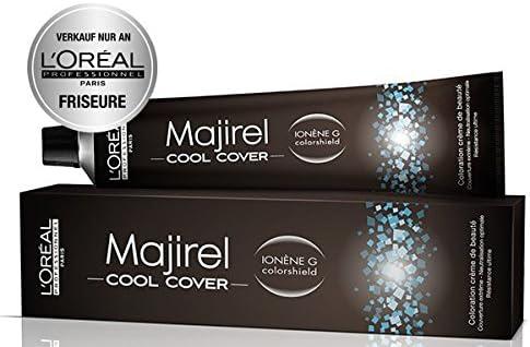 Loreal Majirel Cool Cover 9.3 - Tinte muy claro rubio dorado ...