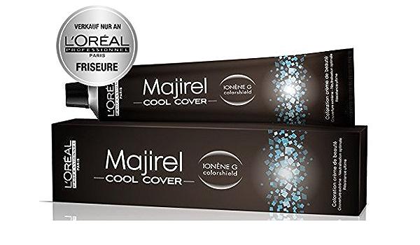 Loreal Majirel Cool Cover 9.3 - Tinte muy claro rubio dorado (1 ...