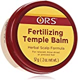 FERTILIZING TEMPLE BALM HERBAL SCALP FORMULA By ORGANIC ROOT STIMULATOR Hair Balm