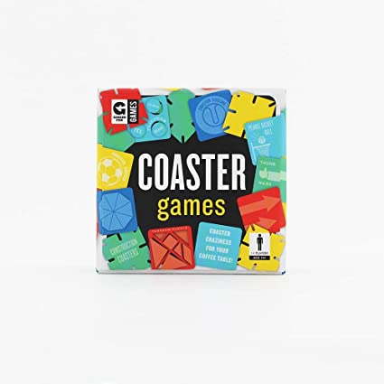 Amazon.com: Coaster Juegos: Toys & Games