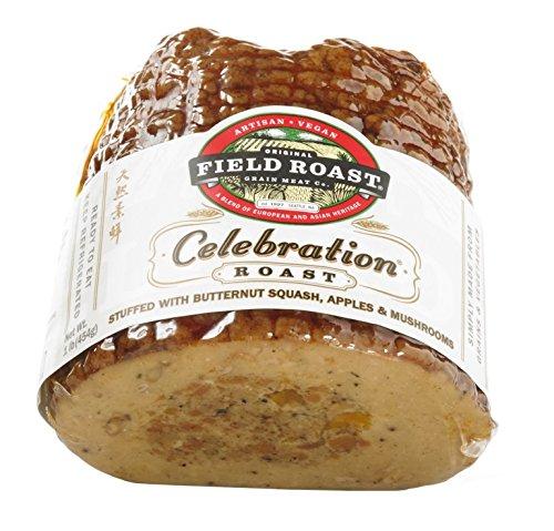 Field Roast Celebration Roast, 16 Ounce (Pack of 12) - Field Roast