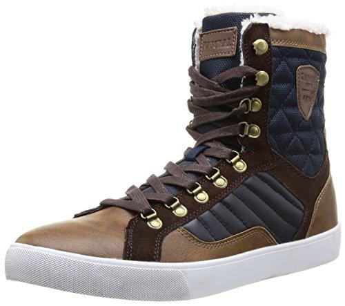 Marron Giskan Marron Sneaker Marrone Kaporal Uomo 9 fSBaqwYd