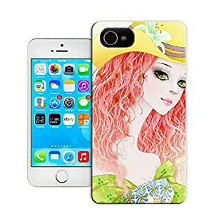 Unique Phone Case Fashion girl#21 Hard Cover for 5.5 inches iphone 6 plus cases-buythecase