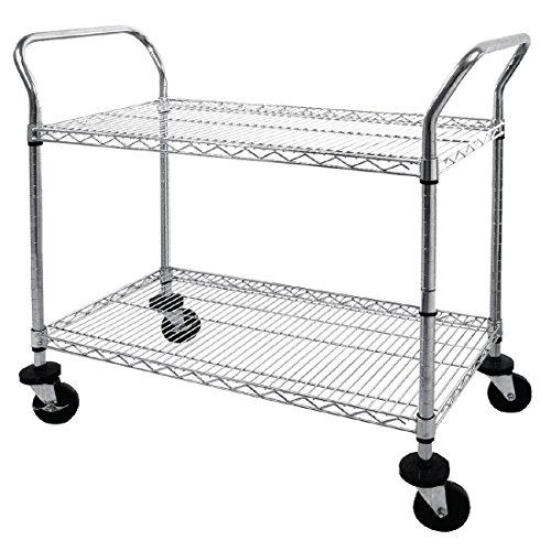 Vogue CC430 Chrome Draht Trolley