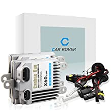Car Rover HID Xenon Conversion Kit with CanBus Technology Ballasts - 9005(HB3) - 6000k - 3 Year Warranty
