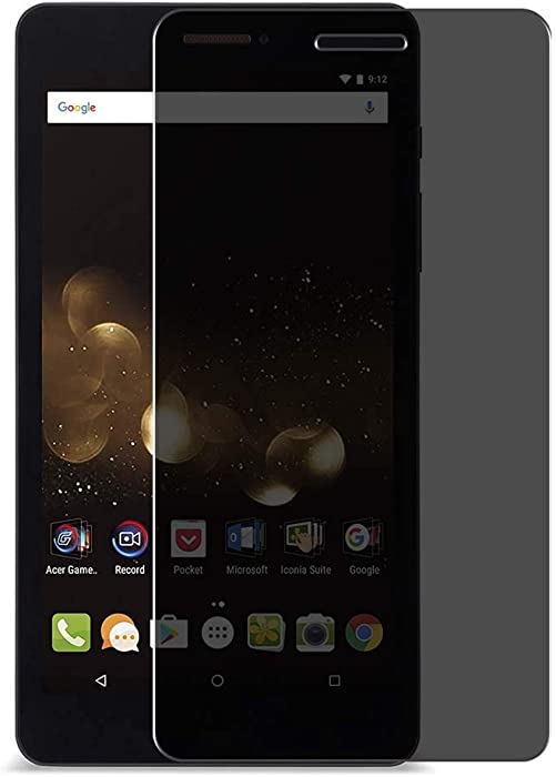 Puccy Privacy Screen Protector Film, Compatible with Acer Iconia Talk S A1-734 7