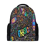 OPRINT Back To School Season Science Education Children School bag Backpacks for Boys Girls Youth Shoulders Bag Travel Laptop Bags For Sale