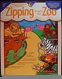 Zipping Around the Zoo, Kimberly Jordano and Tebra Corcoran, 1574719483