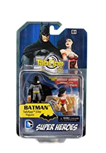 DC Comics Superheroes Batman and Wonder Woman HeroClix TabApp, 2-Pack