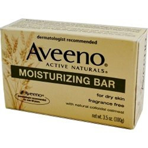 - Soap Bar Aveeno Dry 3.5Oz 2 (Sold per PIECE)