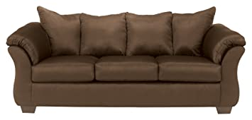 Charmant Ashley Furniture Signature Design   Darcy Sleeper Sofa   Full Size   Ultra  Soft Upholstery