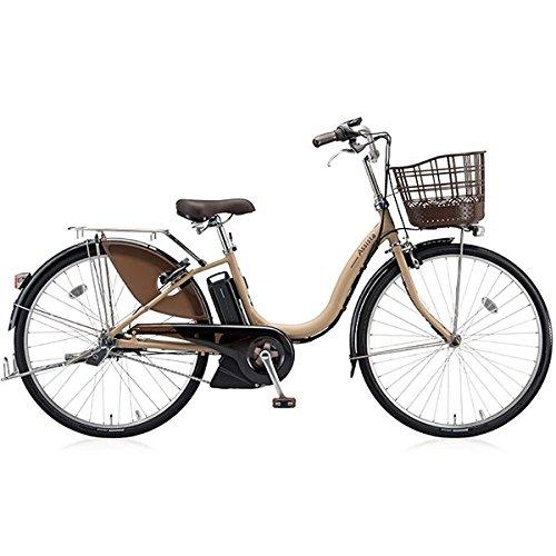 BRIDGESTONE(ブリヂストン) 18年モデル アシスタDX A4DC38 24インチ 電動アシスト自転車 専用充電器付 B074KVJS3T M.Xプレシャスベージュ M.Xプレシャスベージュ
