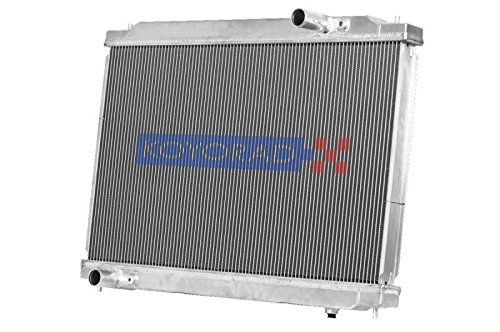 Used, Koyo HH020214 53mm Aluminum Racing Radiator for 89-93 for sale  Delivered anywhere in USA