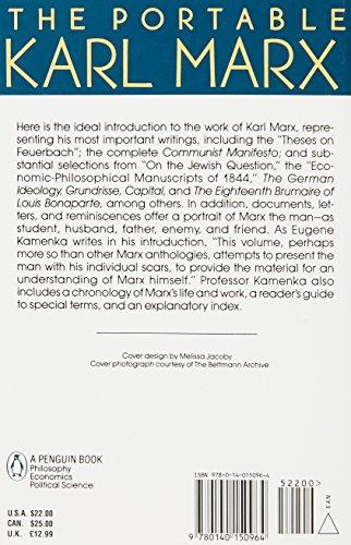 the portable karl marx pdf