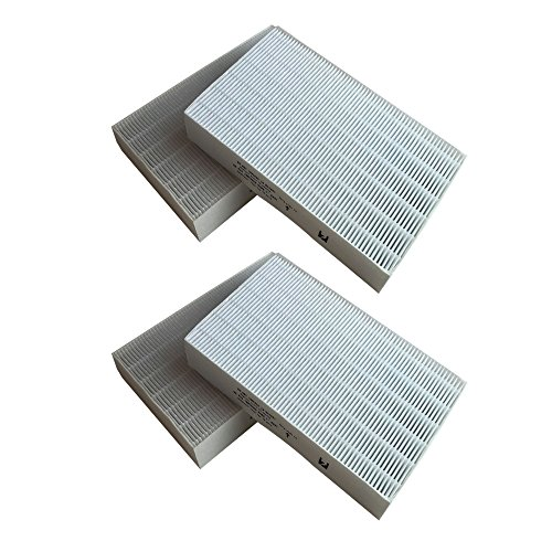 Cheap Think Crucial 4 Replacements for Honeywell HRF-R2 Air Purifier Filters Fit HPA-090, HPA-100, HPA200 & HPA300 Series
