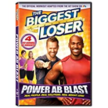 The Biggest Loser: Power Ab Blast [DVD] (2012)