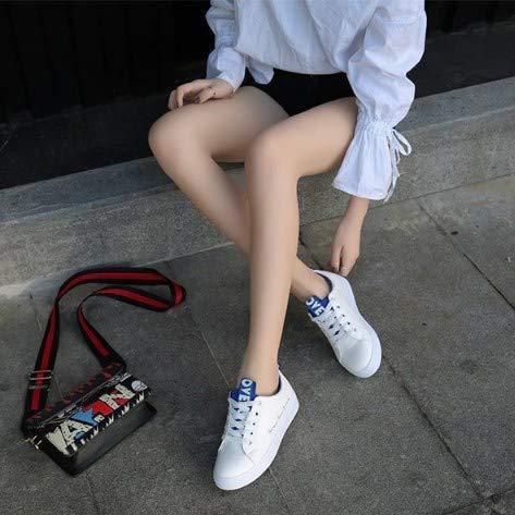 Sportive Autunno Da All'aria Studente Aperta Ysfu Donna Scarpe Vulcanizzate Leggere Ginnastica Bianche Casual Sneaker gAgw6xn1