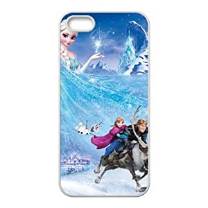 Zheng caseZheng caseHappy Frozen Princess Elsa Anna Kristoff Olaf Sven Cell Phone Case for iPhone 4/4s